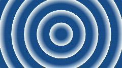 Stock Video Footage of db radio waves 20 hd1080