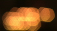 Candles, rack focus Stock Footage