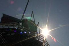 Dutch working windmill (2) Stock Footage