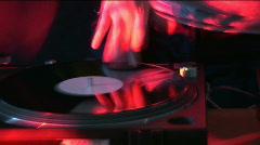 DJ Stock Footage