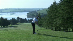High Definition Stock Golf Footage Stock Footage