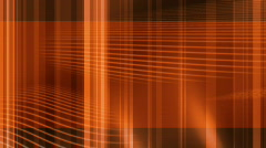 Letter box abstract wave Stock Footage
