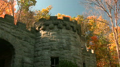 0708-03 - Squire's Castle - MOS Stock Footage