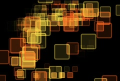 Square Pattern Stock Footage
