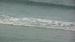 Waves alone in Ocean Stock Footage