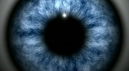 Eye moving loopable - HD1080 Stock Footage