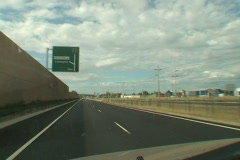 AUSTRALIA-HUME FREEWAY 1 Stock Footage