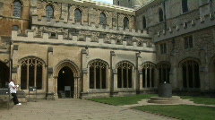 ChristChurch College Stock Footage