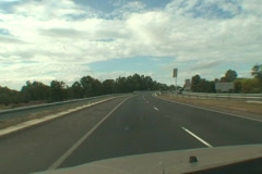 AUSTRALIA-HUME FREEWAY 2 Stock Footage