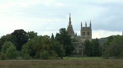 Oxford Colleges - stock footage