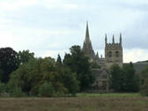 Oxford Colleges Stock Footage