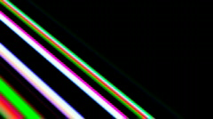 """GLOW JOB"" - Light Reflections // Loop#15 Stock Footage"
