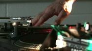 Night club footage Stock Footage