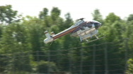 Stock Video Footage of Helicopter 2