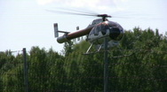 Stock Video Footage of Helicopter 4