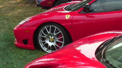 Ferrari  Stock Footage