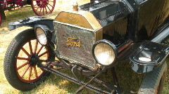 Model t ford Stock Footage