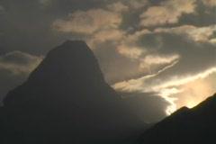 Ama Dablam Himalaya Timelapse Stock Footage