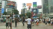 Shibuya, Tokyo Stock Footage