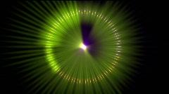 Electric Light CERN Stock Footage