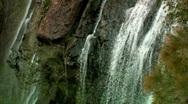 Waterfall Seamless Loop, Water Fall, Rushing Stream Stock Footage
