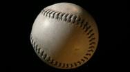 Baseball & Softball - Wide Stock Footage
