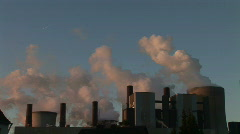 HD1080i Coal-fired Power Station in Germany - stock footage