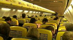 Jet Aircraft Stock Footage