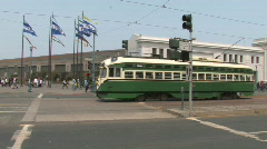 Trolly - stock footage