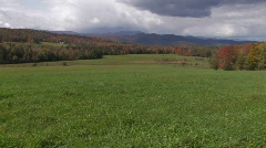 Vermont: Country Farm Stock Footage