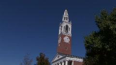 Vermont State University - stock footage