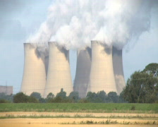 Power station 01, PAL - stock footage