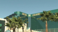 Stock Video Footage of MGM Grand
