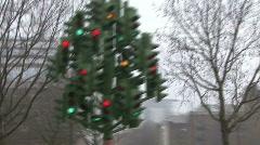 Traffic light timelapse Stock Footage