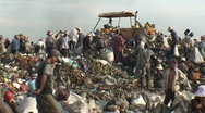 Stock Video Footage of CAMBODIA-PHNOM PENH GARBAGE DUMP 7