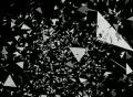 VJ Loop 072 : Paper  Explosion Silver 1 Footage