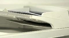 Photocopier at work Stock Footage