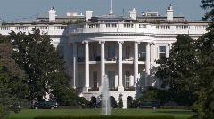 Valkoinen talo Arkistovideo