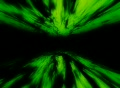 VJ Loop 107 : Stargate - Green 2 Web Footage