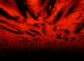 VJ Loop 116 : 3D Flying - Red Hell 2 Footage