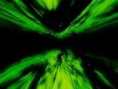 VJ Loop 107 : Stargate - Green 2 Stock Footage