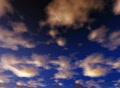 VJ Loop 114 : Cloudscape CG 2 Sunset Footage