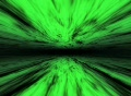 VJ Loop 129 : Stargate B - Green  2 Footage
