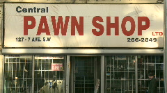 Pawn Shop 1 Stock Footage