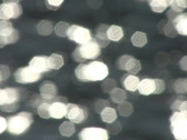 Stock Video Footage of Glittering water - blurry shot
