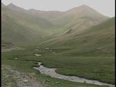Steam in Kyrgyzstan Stock Footage