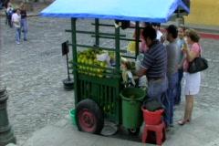 Lemonade stand Stock Footage