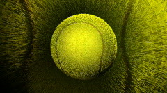 tennis background Stock Footage