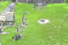 Tikal mayan site Stock Footage