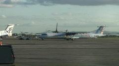 Dublin Airport  Stock Footage